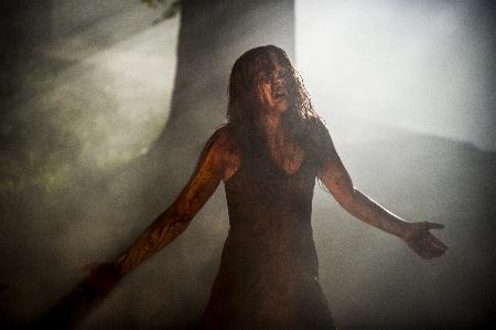 Chloe Moretz stars in Metro-Goldwyn-Mayer Pictures and Screen Gems' horror thriller CARRIE. PHOTO BY: Michael Gibson. © 2012 Metro-Goldwyn-Mayer Pictures Inc. and Screen Gems, Inc. All rights reserved.