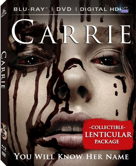Carrie is now available on Blu-ray and DVD.