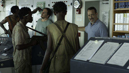 "Tom Hanks stars in Columbia Pictures' ""Captain Phillips."" PHOTO BY: Hopper Stone, SMPSP. © 2013 Columbia Pictures Industries, Inc. All Rights Reserved."
