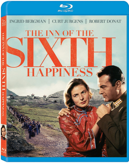 The Inn of the Sixth Happiness on Blu-ray February 4th