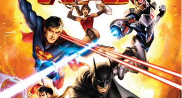 Justice League: War comes to Blu-ray loaded with bonus features