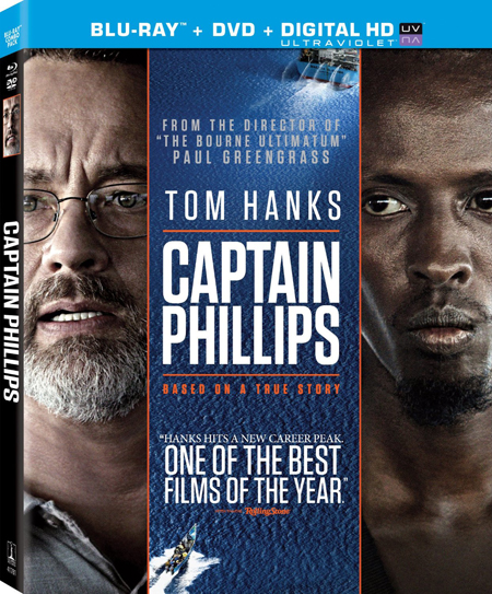 Captain Phillips is now on DVD and Blu-ray.