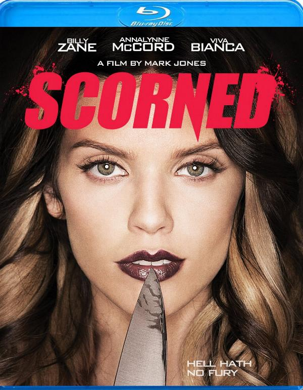 Scorned cover art.