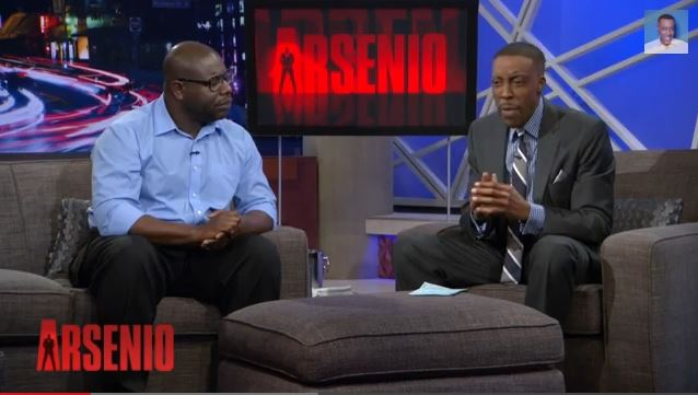 Steve McQueen's 12 Years a Slave Commentary on Arsenio Hall Show (VIDEO)