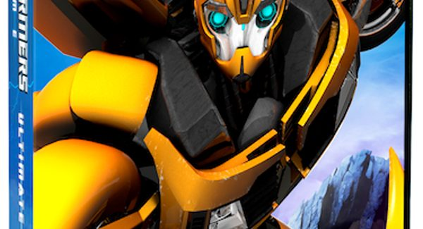 Transformers Prime: Ultimate Bumblebee arrives February 25th from Shout! Factory Kids.