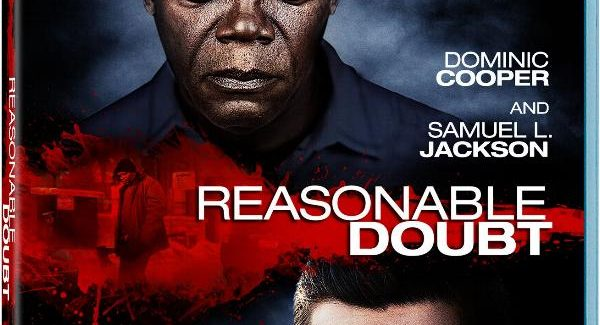 Dominic Cooper and Samuel L. Jackson thriller Reasonable Doubt on Blu-ray in March