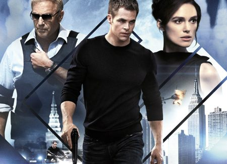 Jack Ryan: Shadow Recruit – Movie Review