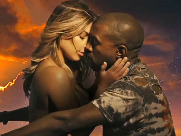 Still courtesy of Kanye West