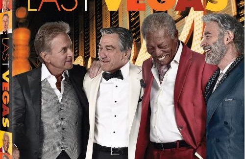 Last Vegas brings the laughs and drama to Blu-ray and DVD on Jan. 28th.