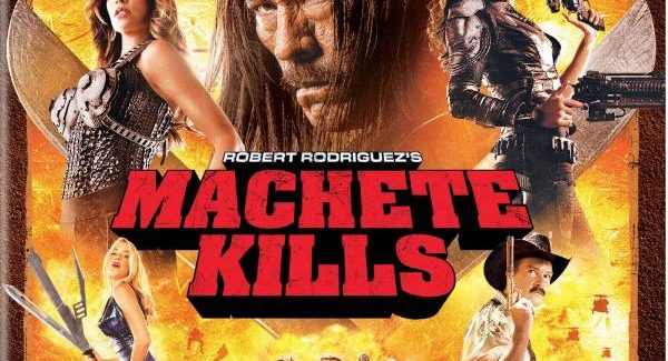 Machete is back on Blu-ray and DVD.