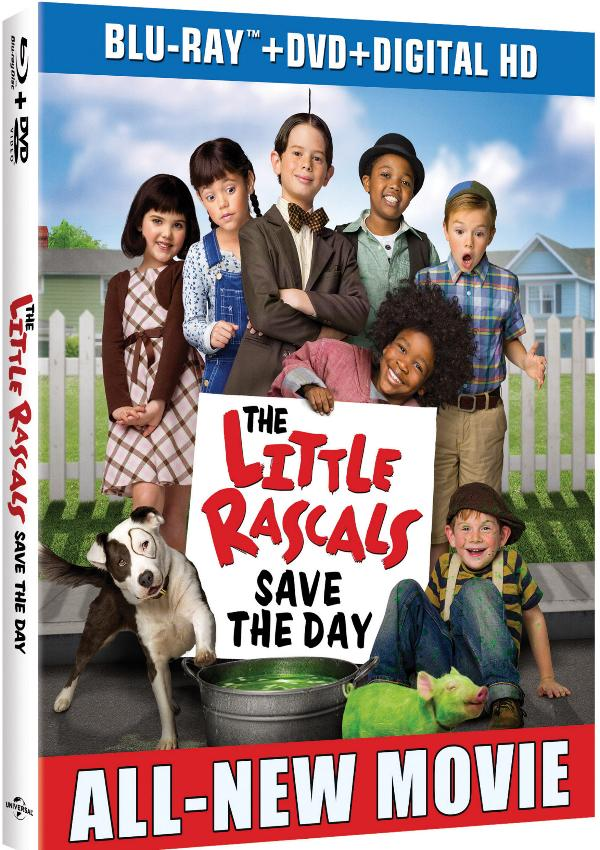 film en ligne : The Little Rascals Save the Day 2014