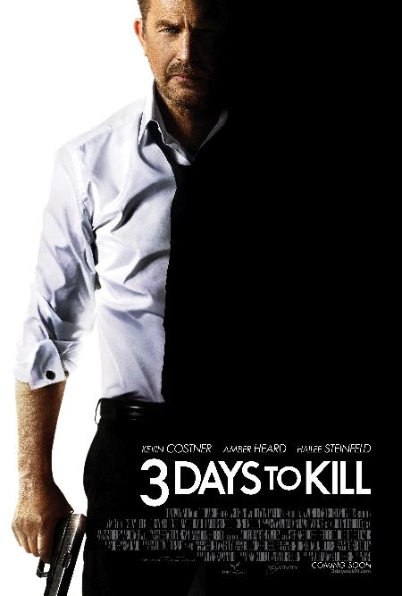 3 Days to Kill is engaging enough to while away an afternoon especially if you like watching dozens of bodies being shot sky high and expensive cars going up in flames.