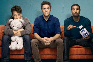 Zac Efron, Michael B. Jordan and Miles Teller star in Focus Features' THAT AWKWARD MOMENT.