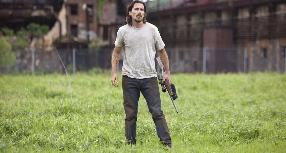 Christian Bale stars in Relativity MediaÕs Out of the Furnace. Photo Credit: Kerry Hayes © 2012 Relativity Media.