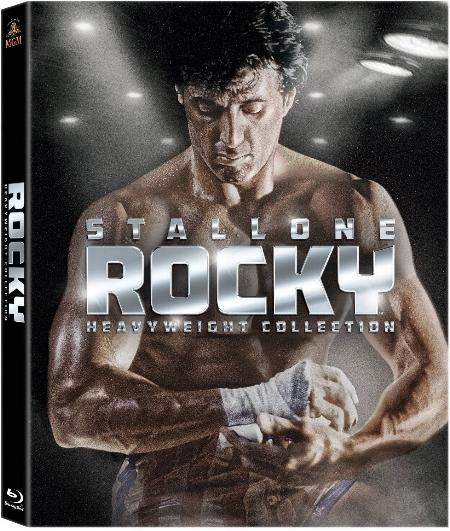 Light on new bonus material, Rocky: Heavyweight Collection is worth buying thanks to a new master of the first film.