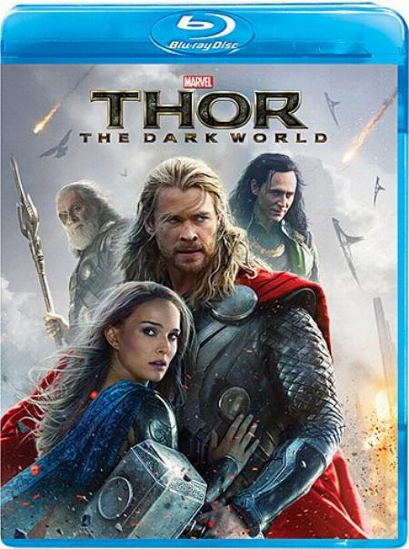 Thor: The Dark World Blu-ray review on Monsters and Critics.