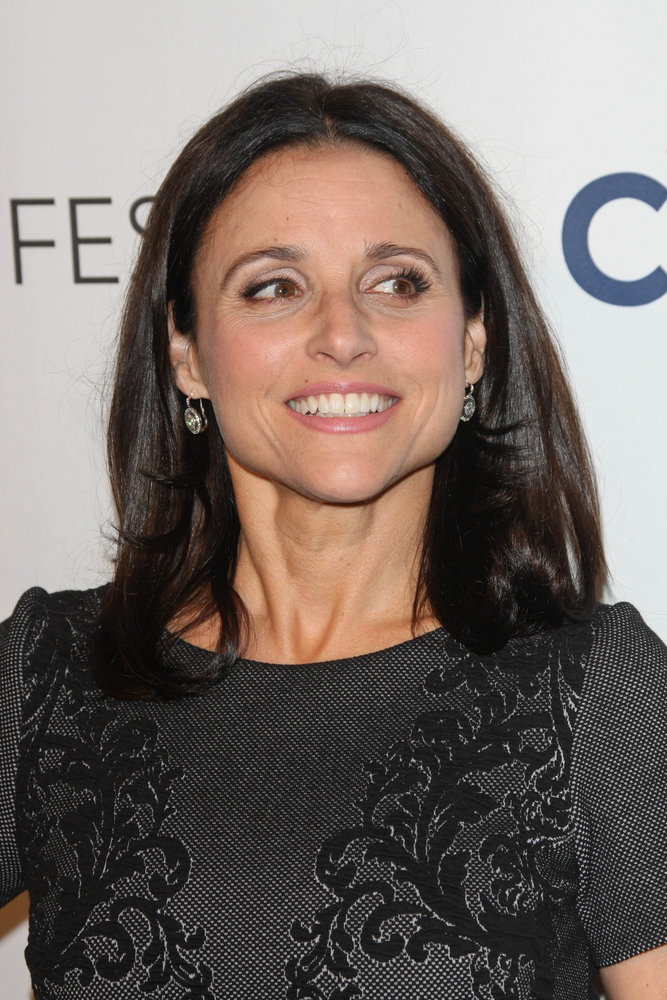 "Julia Louis-Dreyfus - 2014 PaleyFest - ""Veep"" - Arrivals - Dolby Theatre - Hollywood, CA, USA Photo copyright by Andrew Evans / PR Photos"