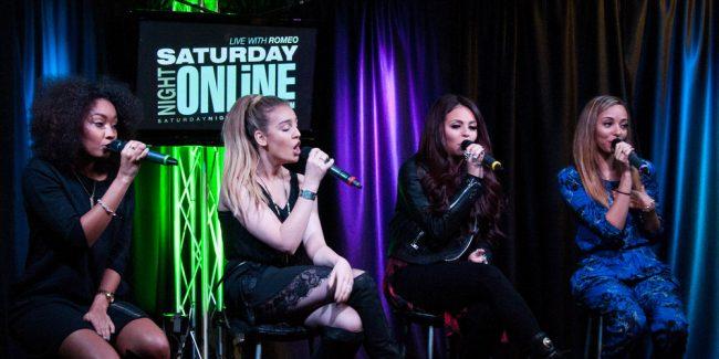 Little Mix - Little Mix in Concert at Q102's Performance Theatre in Bala Cynwyd - March 01, 2014 - Q102's Performance Theatre - Bala Cynwyd, PA, USA  Photo copyright by Paul Froggatt / PR Photos
