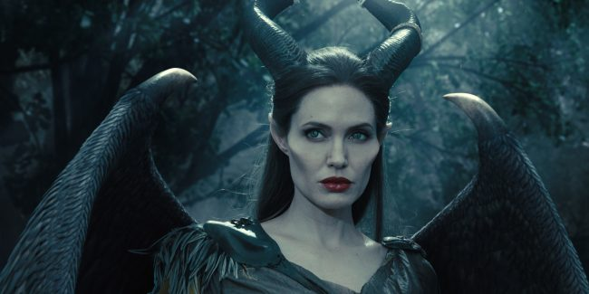 Maleficent (Angelina Jolie) Ph: Film Frame. ©Disney Enterprises, Inc. All Rights Reserved..