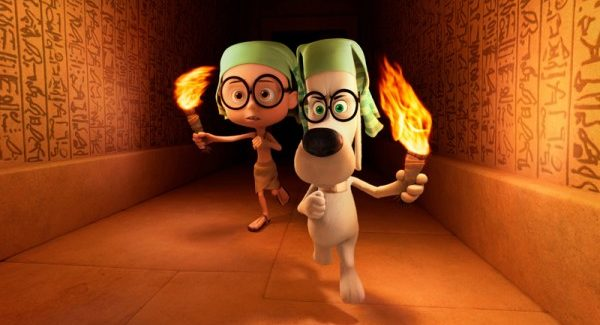 Mr. Peabody & Sherman number one at the box office