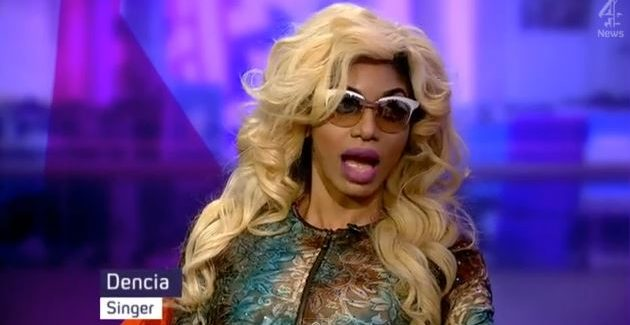 Whitenicious Like Me: Dencia Defends Her Bleaching Cream  VIDEO