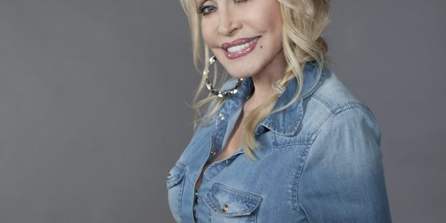 Dolly Parton Performs and Speaks at Red Tent Women's Conference