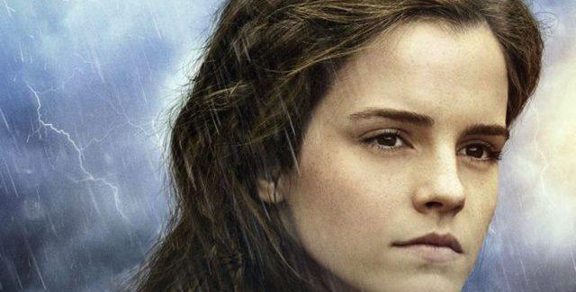 Emma Watson presents the Noah trailer