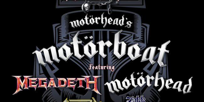 The Loudest Boat In The World: Motorhead's Motorboat Featuring Megadeth, Motorhead, Anthrax, Zakk Wylde & More