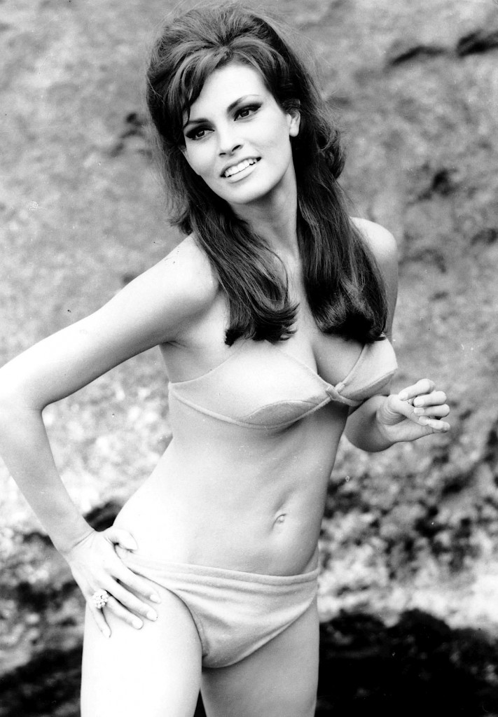 RAQUEL WELCH. 1966.PHOTO BY GLAUCO CORTINI/IPOL/GLOBE PHOTOS,INC.