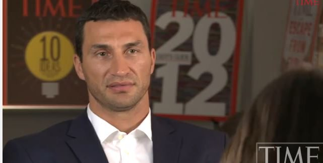 Wladimir Klitschko and Hayden Panettiere Plan Wedding, Concerns for Ukraine