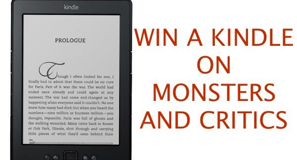Win a Kindle on M&C
