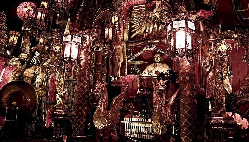 One of the music machines in House on the Rock