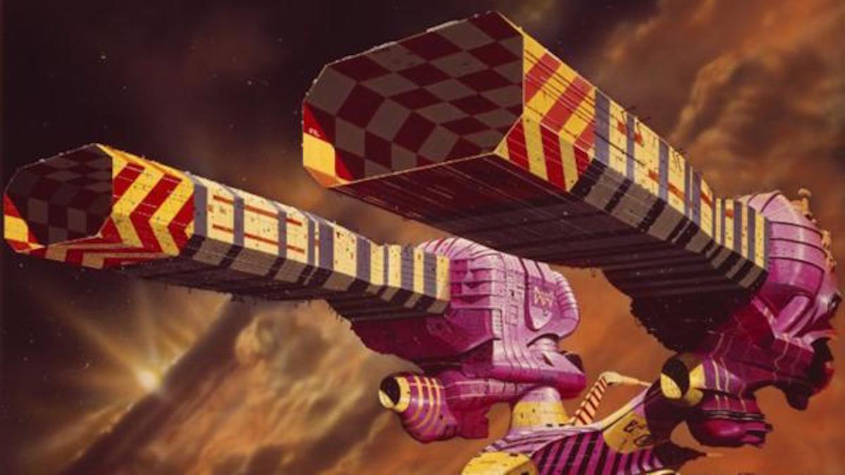 Jodorowsky's Dune artwork