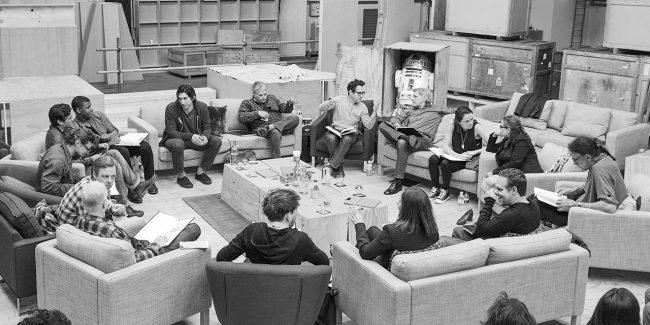Cast of Star Wars Episode VII