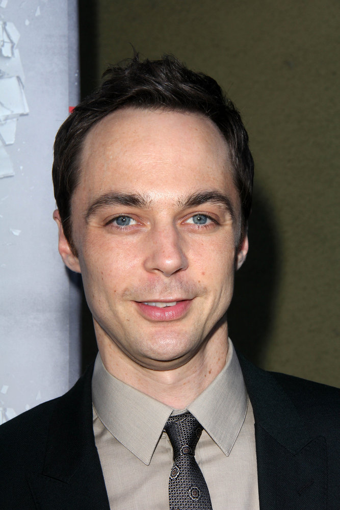 "Jim Parsons - ""The Normal Heart"" Los Angeles Premiere - Arrivals - Writers Guild Theater - Beverly Hills, CA, USA Photo copyright by Janice Ogata / PRPhotos.com"