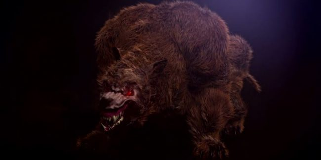 Meet the Bear Beast on Destination America's Mountain Monsters  VIDEO