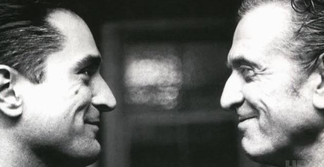 HBO 'Remembering the Artist: Robert De Niro, Sr.' premieres June 9   VIDEO