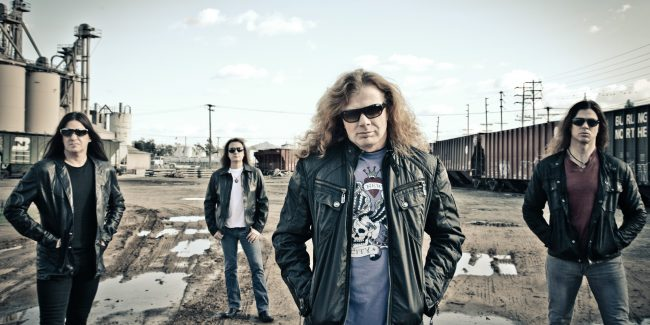 Megadeth LP Released In Universal's ICON Series, June Tour Dates