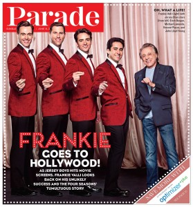 Frankie Valli-Jersey Boys Cover