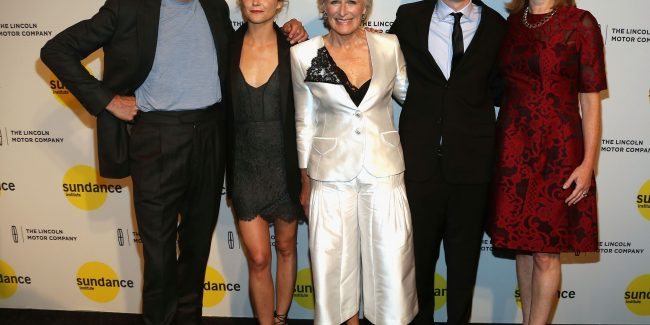 Glenn Close Honored at Sundance Institute Film Celebration