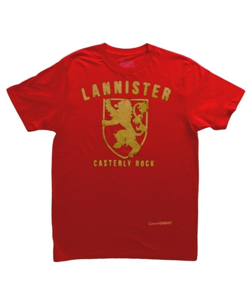 Win an Official Game of Thrones T-Shirt
