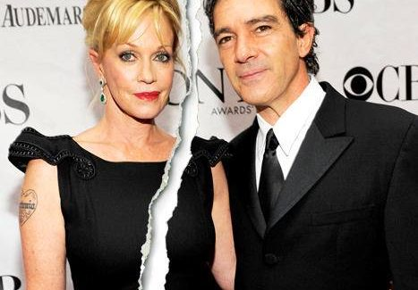 Melanie Griffith and Antonio Banderas End Union