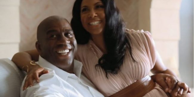 Magic and Cookie Johnson Talk Love, Business and Donald Sterling