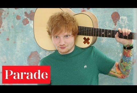 Ed Sheeran's Nasty Fridge, Taylor Swift Dating Rumors and 10-Year Plan  VIDEO