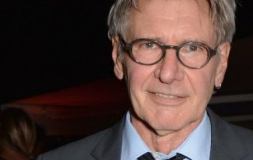 Harrison Ford's Accident Prone Star Wars Set