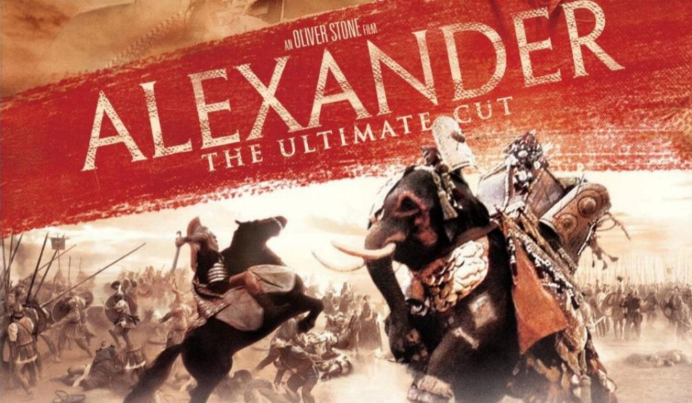 Alexander: The Ultimate Cut Blu-ray Review