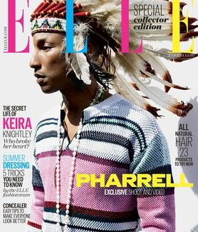 "Pharrell Williams Latest ""I'm Sorry"" Victim To PC Culture Over Headdress"