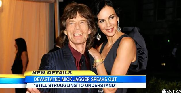 Mick Jagger Moves Forward, Dating Once Again
