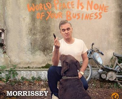 Morrissey Blames Opening Act For Virus? Bails On US Tour
