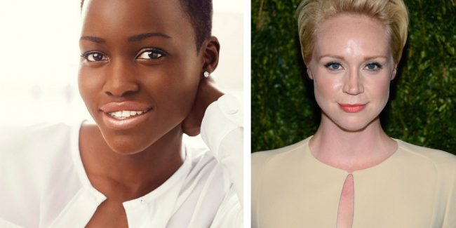 Lupita Nyong'o and Gwendoline Christie join Star Wars: Episode VII